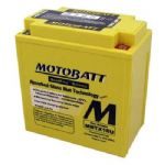 TIGER 800 & 800xc MOTOBATT High Torque Battery: CTX YTX. 12V/19AH Battery Upgrade. 250 Cca!